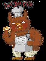 Owlbear Baker by Nerdypoo