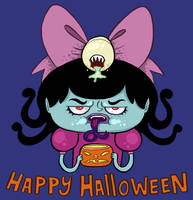 Happy Halloween! by Nerdypoo