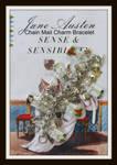 Jane Austen Charm Bracelet by maryfaithpeace