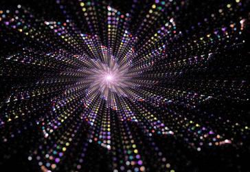 Sparkling Flower by allthenightlong