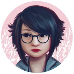 Self Portrait by agnes-green