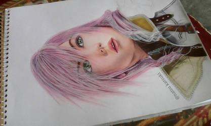 lightning by Cecili3