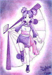 Temari by Inner-mel