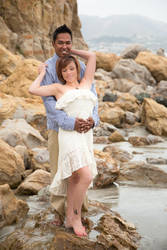 L and D Engagement 2 by jbakerphotography