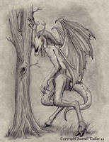 The Jersey Devil by RussellTuller