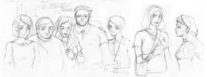 Sketchbook 012 by Quasimanga