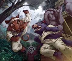 Deviled Ham by Quasimanga