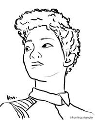 Michael Burnham by Ranting-Mangler