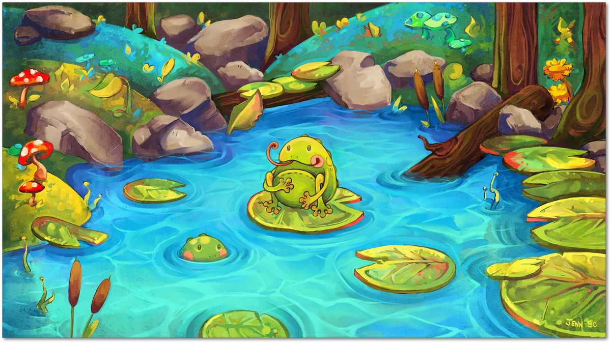 Hidden Springs by spicyroll