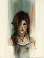 Tomb Raider by spicyroll