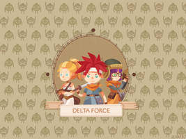 Delta Force by spicyroll
