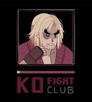 Fight Club Ken by spicyroll