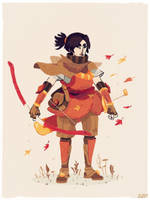 Autumn by spicyroll