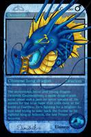 Trading card : Demitrik by Yowsie