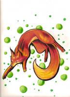 Fox by Skizoh
