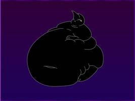 Huge Doom Kitty by TheSwedishElf