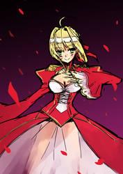 Nero Claudius by Shadow2810