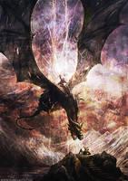 Dragon Feast by KidKazuya