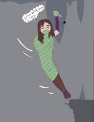 Valerie's predicament by DIDLilGirls
