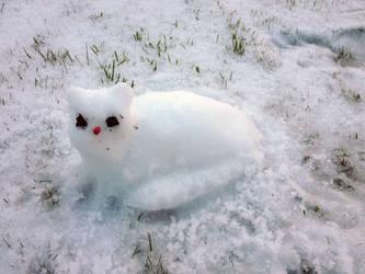 Snowcat - Happy New Year! (I know 'tis a bit late) by Oscarr-334