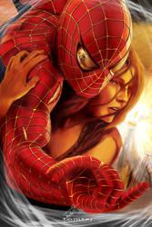 Spider-Man by Tomtaj1