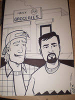 CLERKS by phymns