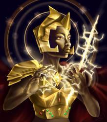 Steven Universe - Yellow Diamond - Eternal Part 2 by jeriatwee