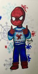 Christmas Spooder by Vimahi