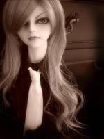Sepia Reign by MadxxxHatter