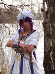 Sinbad - Magi: The Labyrinth of Magic by MadxxxHatter