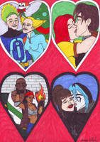 DU Valentines by Branded-Curse