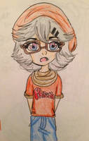20 ways to draw your OC day 13: with glasses by Icestromflash