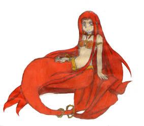 Sara Mermaid Melody by SuperSailorMoonNina