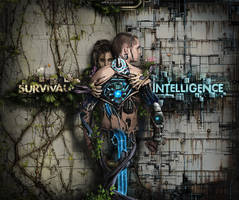 Survival vs. Intelligence by zbush