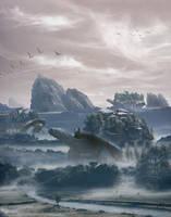 Morning Mist by zbush