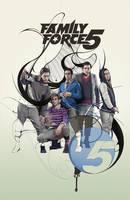 Family Force 5 by zbush