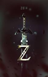 Zelda by zbush
