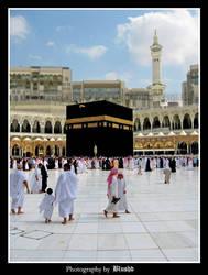 AhmedSadoon 23 10 Bait Allah Kaaba By Muslim Women