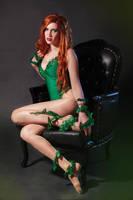 Poison Ivy by neko-tin