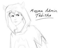 Magma Admin Tabitha by kiwiberries