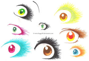 promarker eyes by doggy90