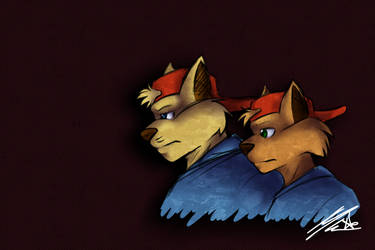 Chance and Jake by doggy90