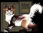 Cat Adopt - closed by Beluibelk