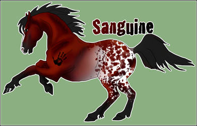 Ref for Sanguine by Orceh