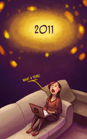 Ode to 2011 by Tiuni