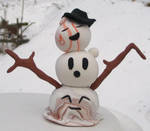 We're a snowman, really. by Erajia