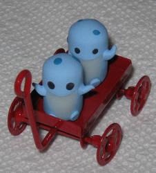Quaggan Wagon! by Erajia