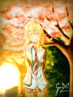 Your Lie in April by CaptainBombastic