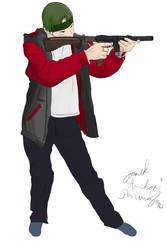 Archon Gun aim V3.0 by jansa87