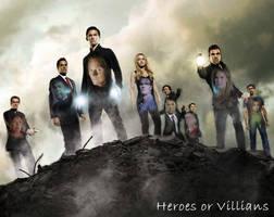 Heroes or Villians by Seraphyne